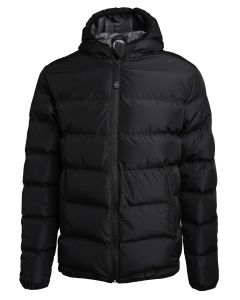 Down jacket MH-923 Black 4XL